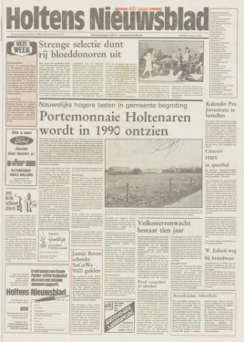 Holtens Nieuwsblad 1989-10-26
