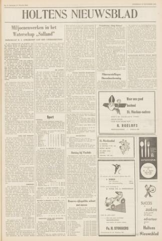 Holtens Nieuwsblad 1959-11-28