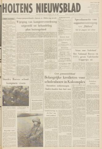 Holtens Nieuwsblad 1970-10-09