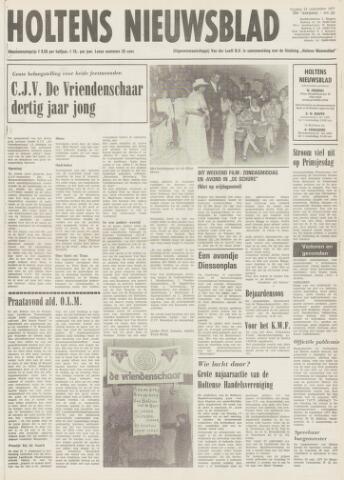 Holtens Nieuwsblad 1977-09-23