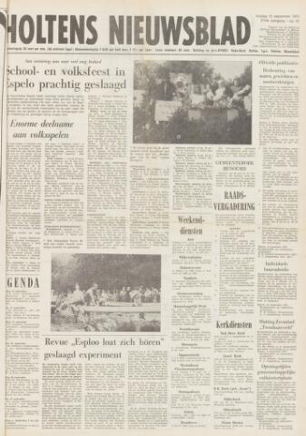 Holtens Nieuwsblad 1975-09-12