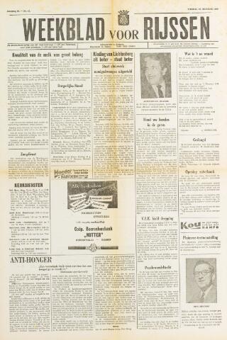 Weekblad voor Rijssen 1960-10-28