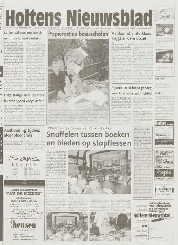 Holtens Nieuwsblad 2000-10-12