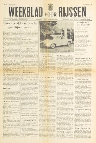 Weekblad voor Rijssen 1964-08-07