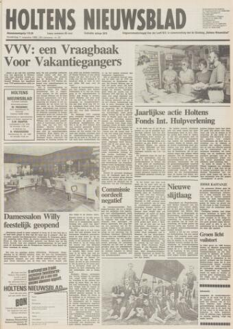 Holtens Nieuwsblad 1983-08-11