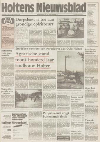 Holtens Nieuwsblad 1991-07-25