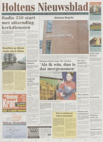 Holtens Nieuwsblad 2003-01-16