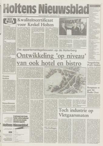 Holtens Nieuwsblad 1994-01-27