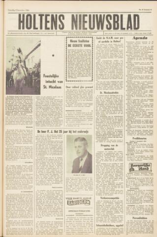 Holtens Nieuwsblad 1964-12-05