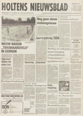 Holtens Nieuwsblad 1978-06-23