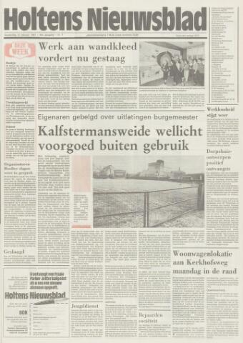 Holtens Nieuwsblad 1987-02-19