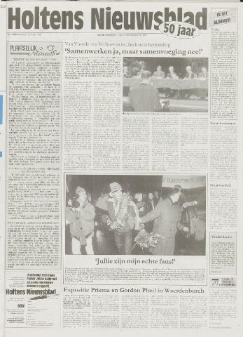 Holtens Nieuwsblad 1999-02-18