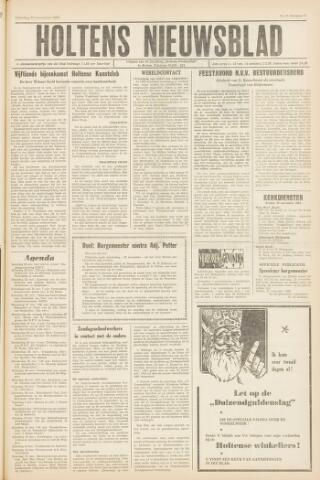Holtens Nieuwsblad 1963-11-23