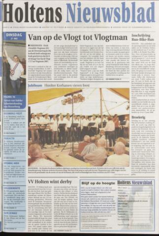 Holtens Nieuwsblad 2008-05-27