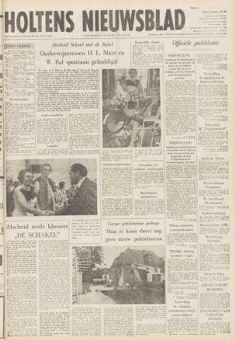 Holtens Nieuwsblad 1972-06-30