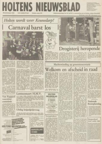 Holtens Nieuwsblad 1984-03-01