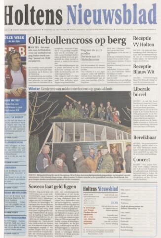 Holtens Nieuwsblad 2007-01-02