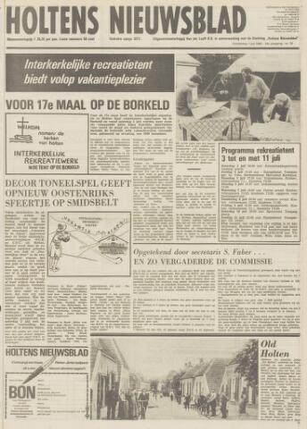 Holtens Nieuwsblad 1982-07-01
