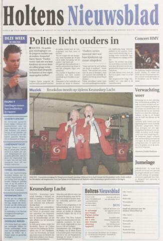Holtens Nieuwsblad 2007-02-06