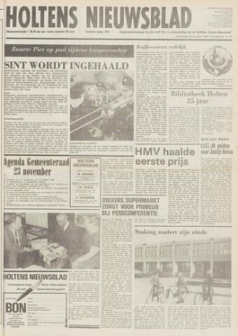 Holtens Nieuwsblad 1982-11-18