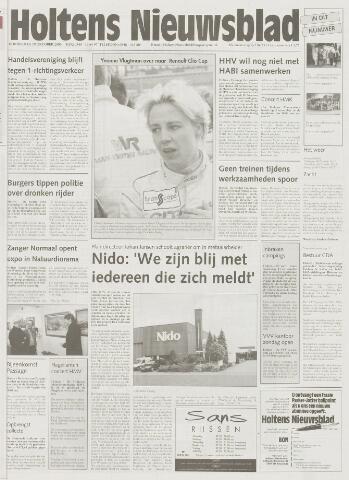 Holtens Nieuwsblad 2000-10-19
