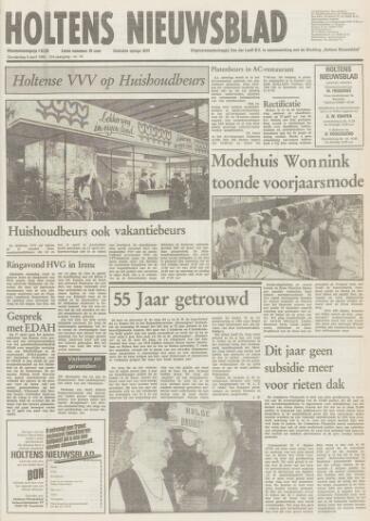 Holtens Nieuwsblad 1984-04-05