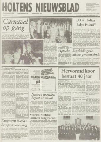 Holtens Nieuwsblad 1984-02-23