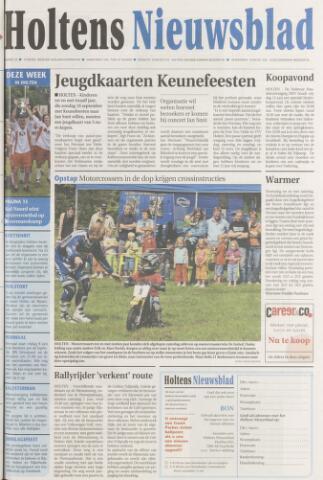 Holtens Nieuwsblad 2007-06-05