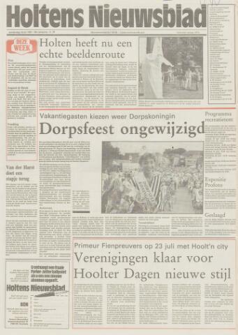 Holtens Nieuwsblad 1987-07-16