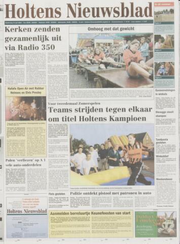 Holtens Nieuwsblad 2003-07-31