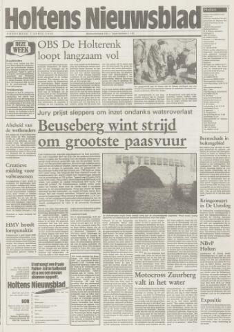 Holtens Nieuwsblad 1994-04-07