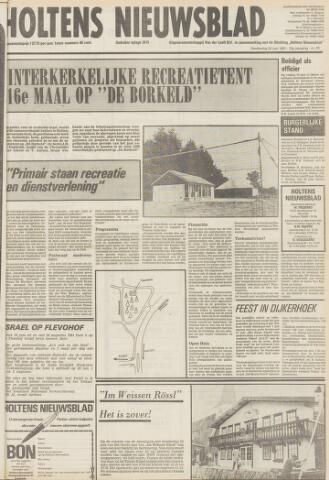 Holtens Nieuwsblad 1981-06-25