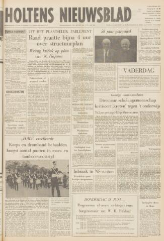 Holtens Nieuwsblad 1970-06-12