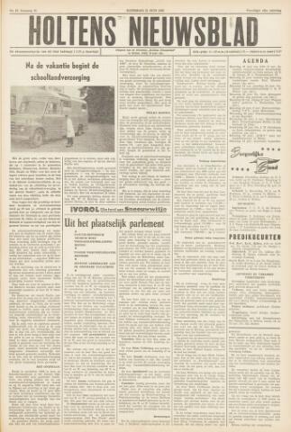 Holtens Nieuwsblad 1958-06-21