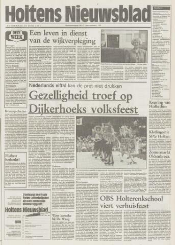 Holtens Nieuwsblad 1994-06-30
