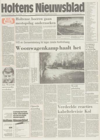 Holtens Nieuwsblad 1987-02-26