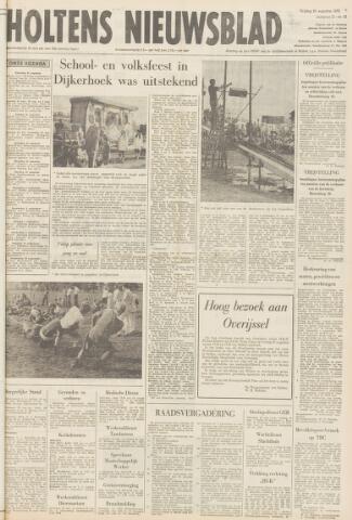 Holtens Nieuwsblad 1971-08-20