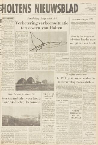 Holtens Nieuwsblad 1971-01-15