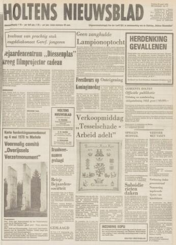 Holtens Nieuwsblad 1978-04-28