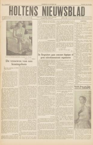 Holtens Nieuwsblad 1956-01-28