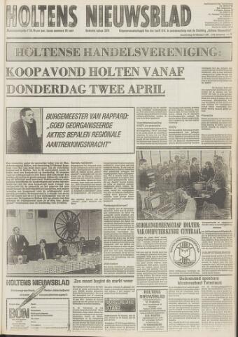Holtens Nieuwsblad 1981-02-26