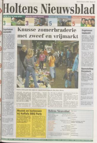 Holtens Nieuwsblad 2006-08-08