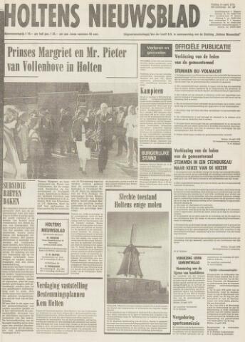 Holtens Nieuwsblad 1978-04-14