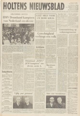 Holtens Nieuwsblad 1974-05-24
