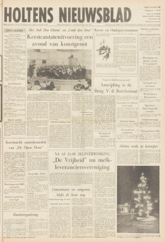 Holtens Nieuwsblad 1969-12-19