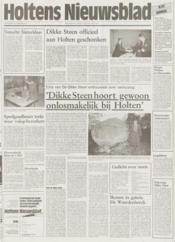 Holtens Nieuwsblad 1995-11-16