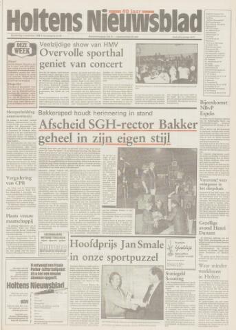 Holtens Nieuwsblad 1989-11-02