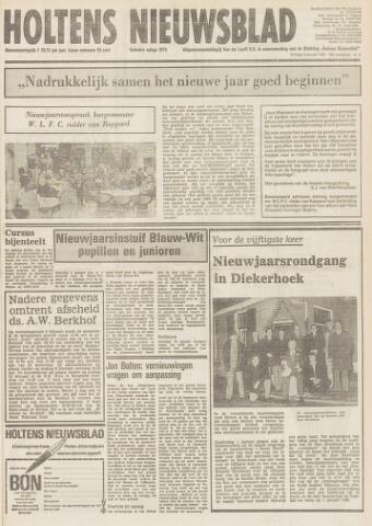 Holtens Nieuwsblad 1981-01-09