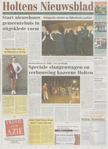 Holtens Nieuwsblad 2005-01-13