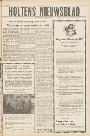 Holtens Nieuwsblad 1955-11-26